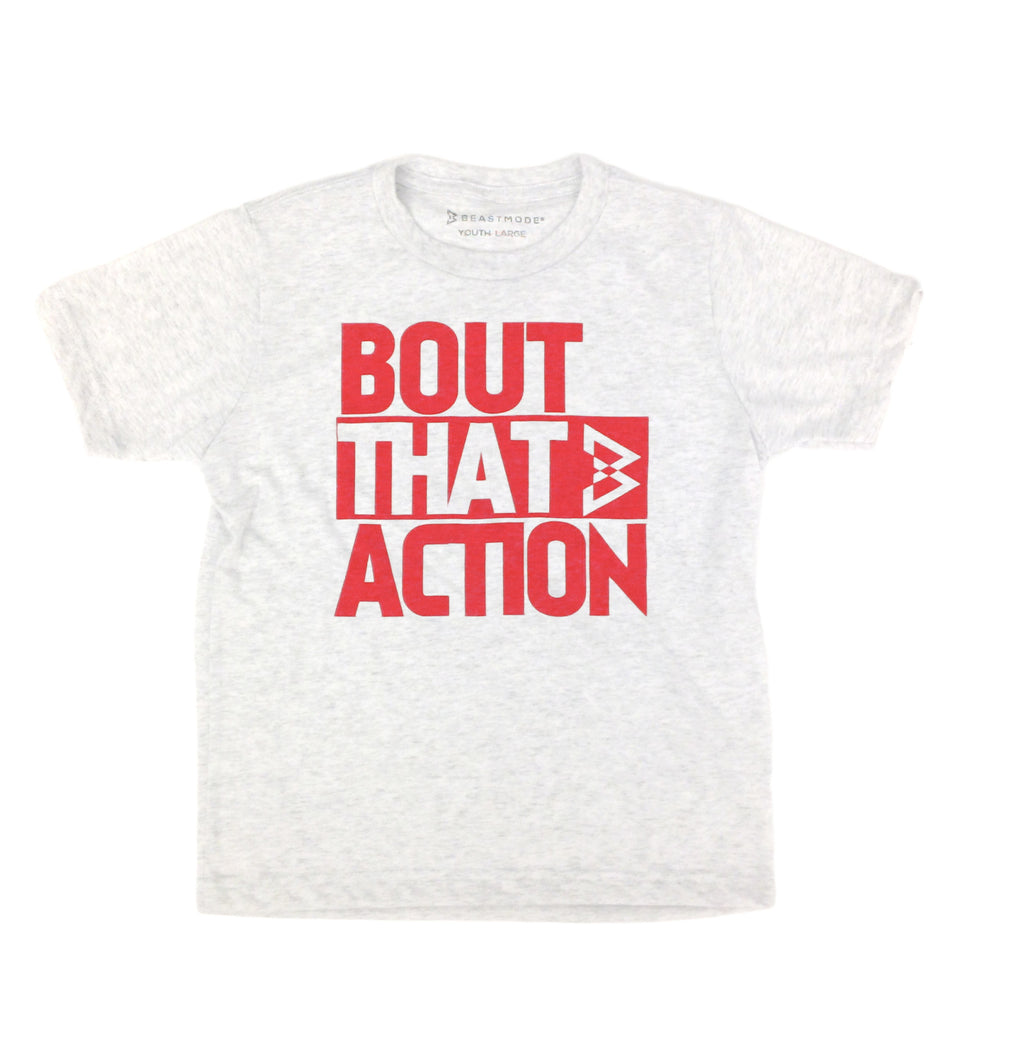 Kids Bout That Action Tee -  - 2