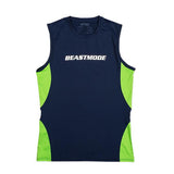 Beast Mode Sleeveless Compression Top