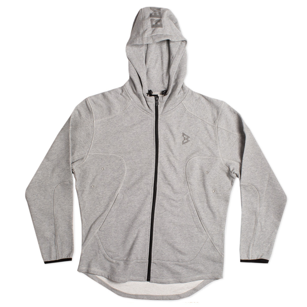 Action Zip Up Hoody