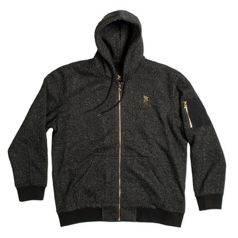 Broadway Zip Up Hoodie