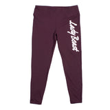 Lady Beast Script Plus Legging
