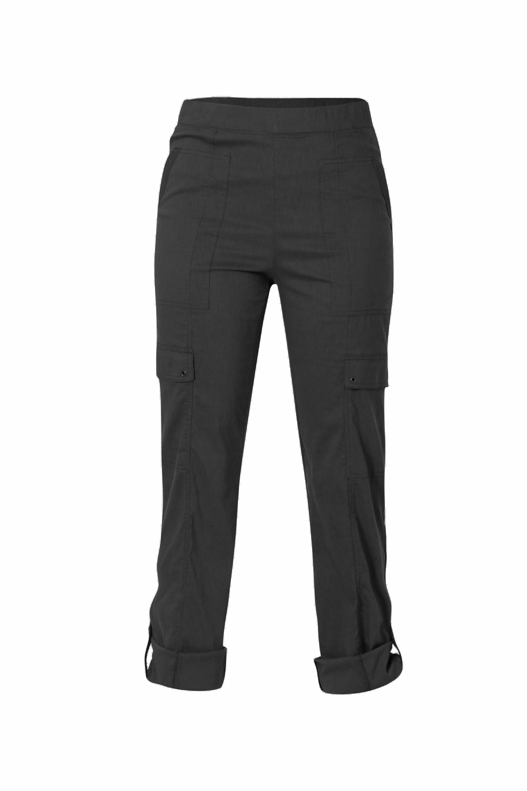 Verge Essentials Acrobat Cargo Pant - Black