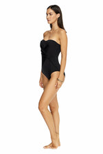 Jets Bandeau 1 Piece J10550 Black