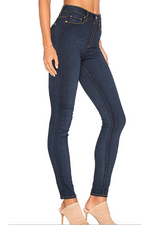Paige Margot Ultra Skinny La Rue No Whiskers