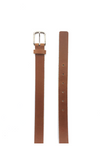 Parisian Contempo Tan Belt