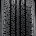 2457516 LT  BRIDGESTONE V-STEEL R265 (5 RIB) 10PLY  (TAKE OFF) (ALL SEASON)