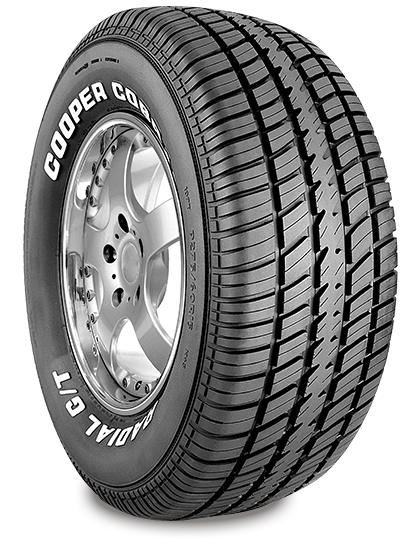 2557015 COOPER COBRA RADIAL G/T 108T RWL (ALL SEASON)