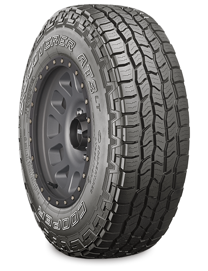 2657516 LT 6PL COOPER DISCOVERER AT3 LT 112/109R OWL (ALL SEASON)