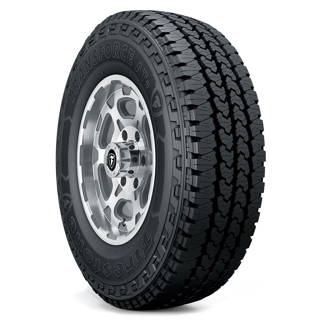 LT 2457516 Firestone TRANSFORCE AT2 120R E (ALL SEASON)