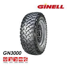 LT 33125018 GINELL GN3000 10PLY (MUD TERRAIN)