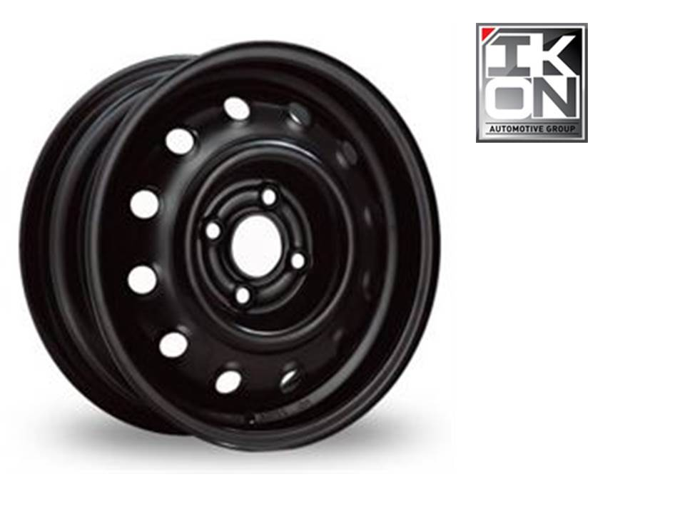 14X5.5  STEEL WHEEL WINTER BLACK PCD 4x100, CB-59.1, ET-45 -B-