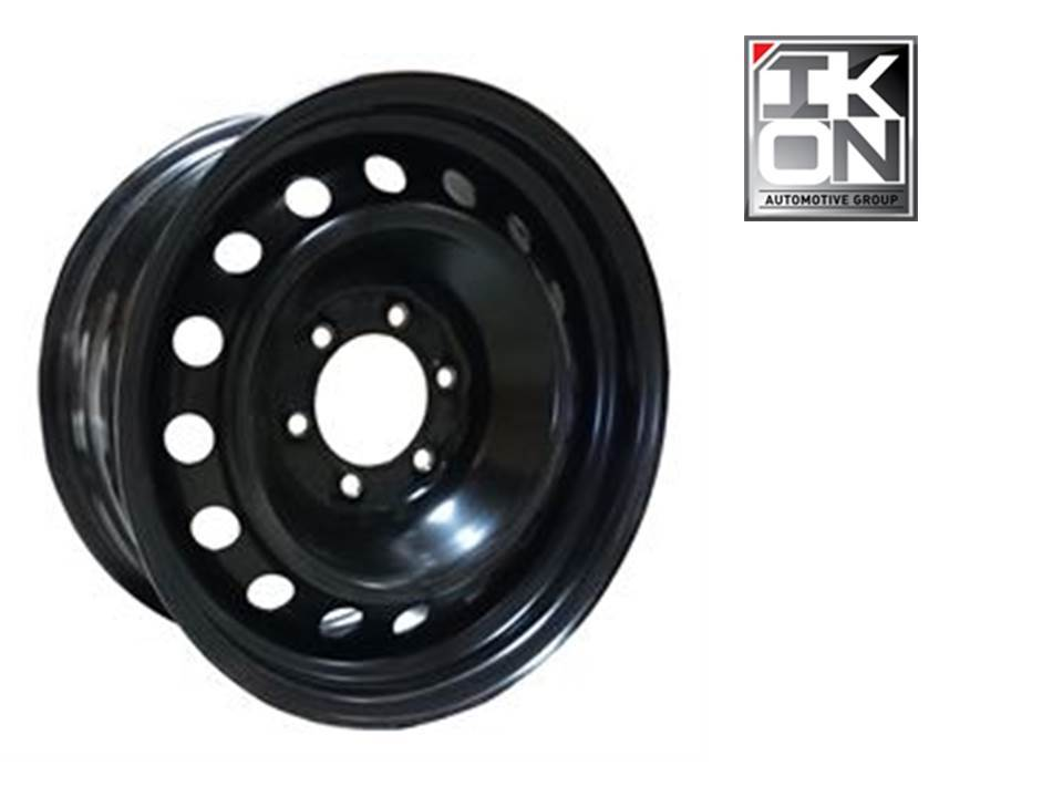 18X7.5 STEEL WHEEL WINTER BLACK PCD 6X139.7, CB-78.1, ET-27 -D-