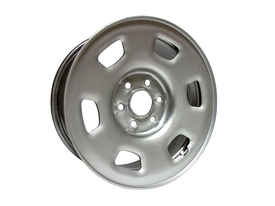 16X7.0 STEEL WHEEL WINTER SILVER PCD 6X120, CB-67.1, ET-30