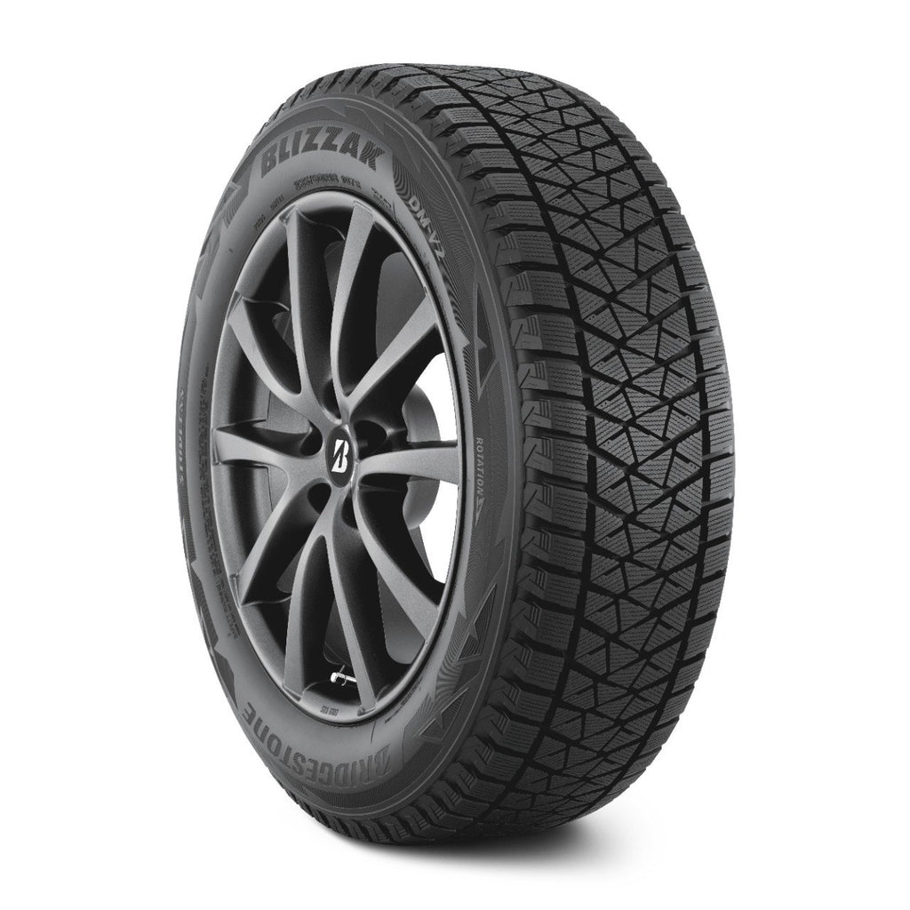 2455018 BRIDGESTONE BLIZZAK DM-V2 100T (WINTER)