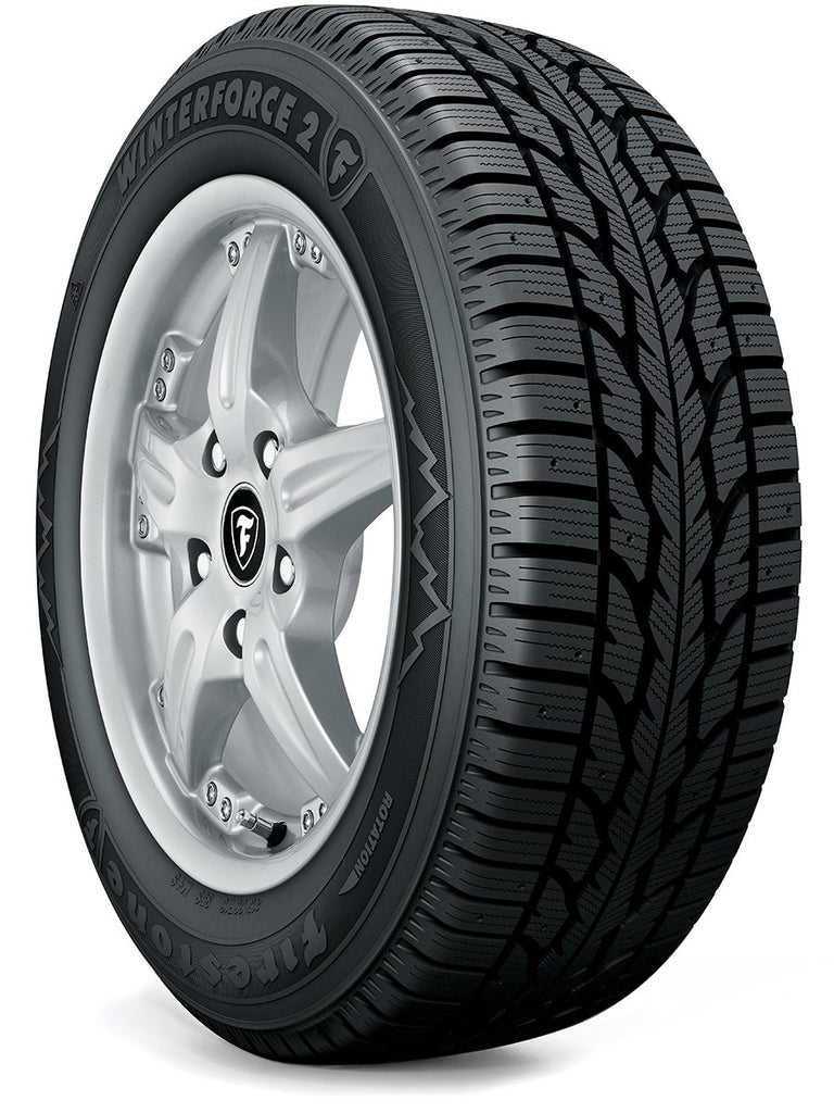 2257515 Firestone WINTERFORCE 2 UV 102S (WINTER)