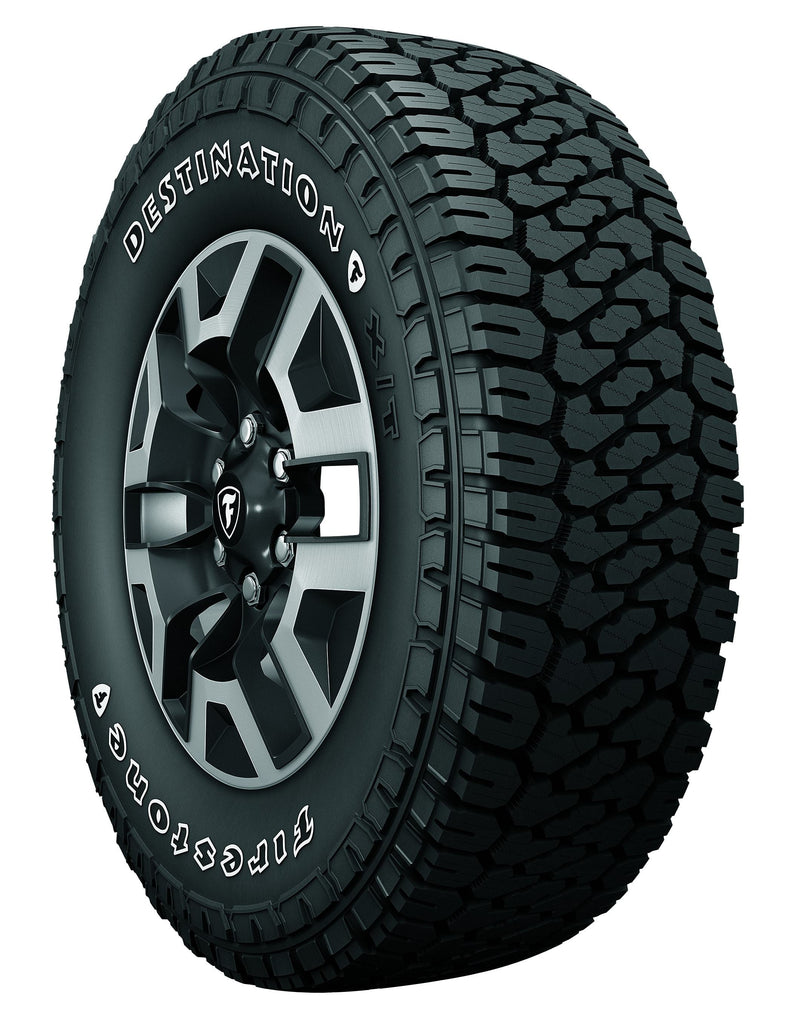 LT 2756518 Firestone DESTINATION X/T 123S E OWL (ALL SEASON) 3PMS