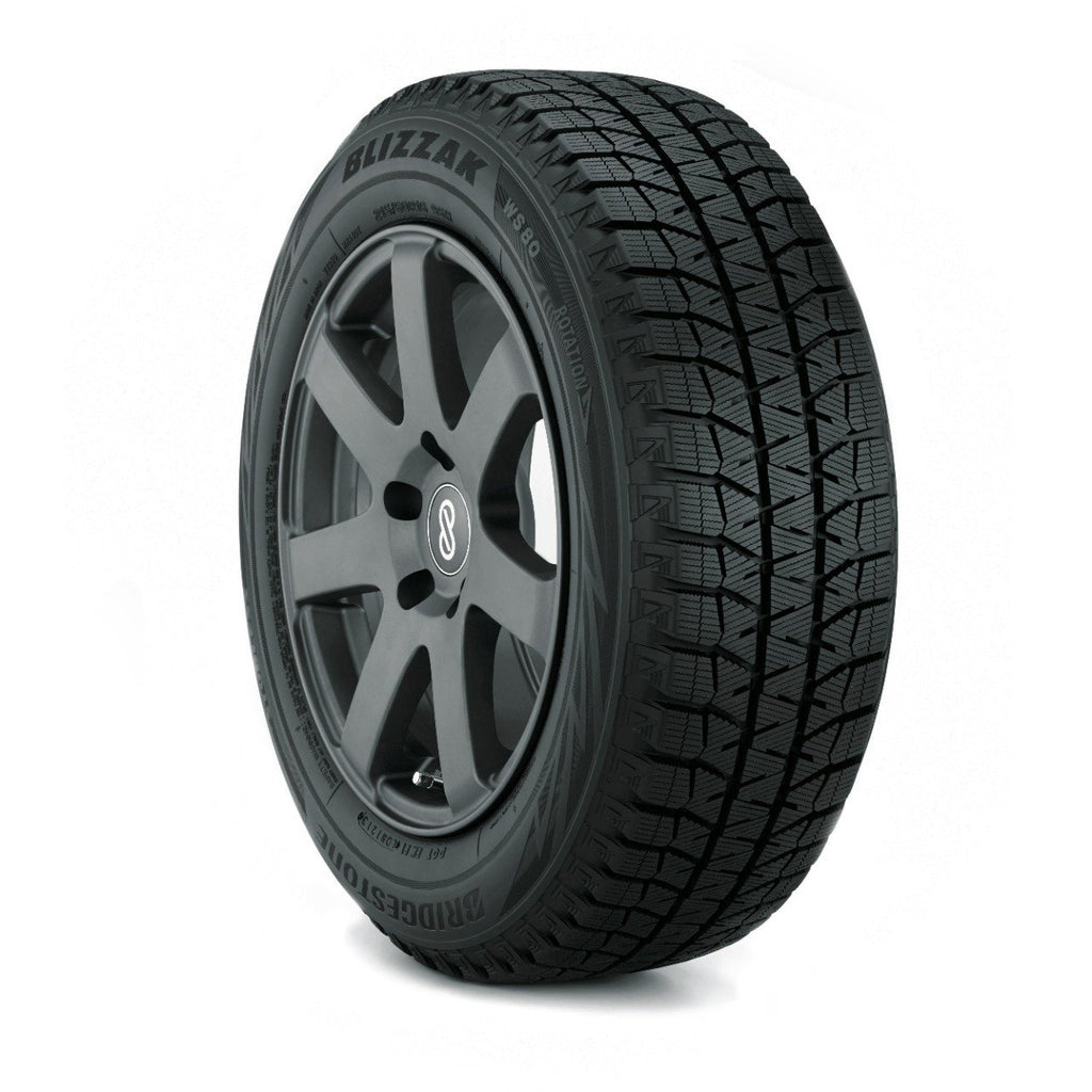 2356017 BRIDGESTONE BLIZZAK WS-80 102T (WINTER) ***FINAL SALE - D/C***