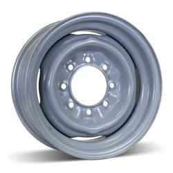 16X6 STEEL WHEEL WINTER GREY PCD 8X165.1 CB-125 ET-13