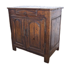 17th Century Petite Server / Buffet of Oak