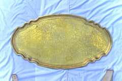 Epic Brass Tray