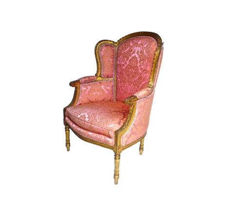19th Century Giltwood Chair