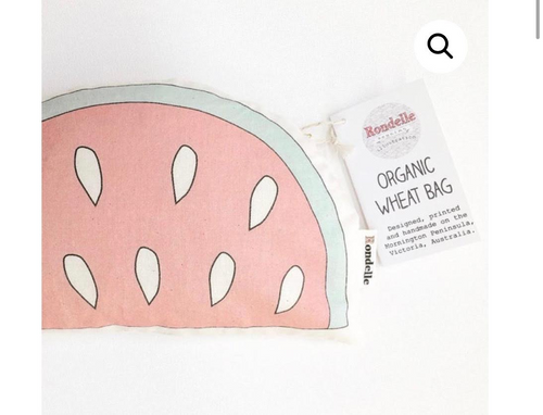 Watermelon Organic Wheat Bag