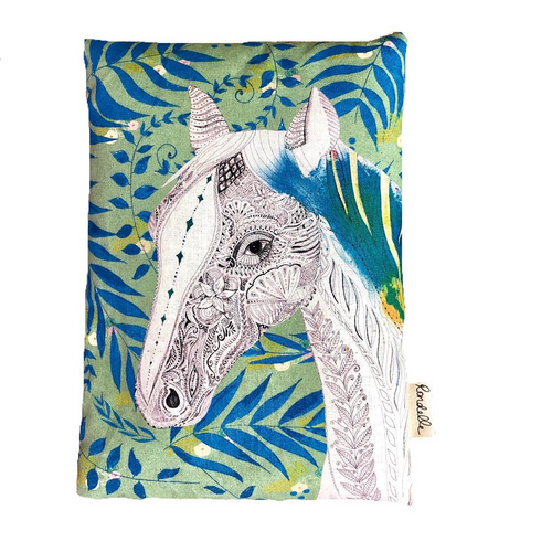 Horse Organic Wheat Bag