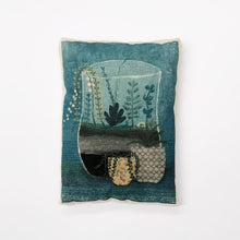 Load image into Gallery viewer, Mini Rice Bag - Garden of Greens