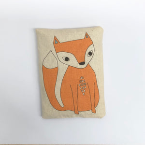 Mini Rice Bag - Mr Foxy