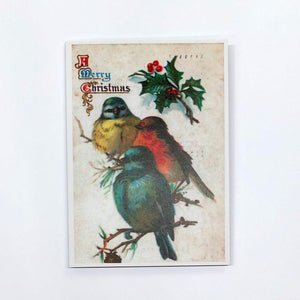 Vintage themed Card Set - 9 Pack