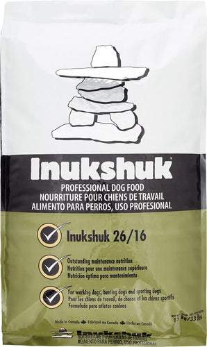 Inukshuk 26/16 nutrient dense maintenance