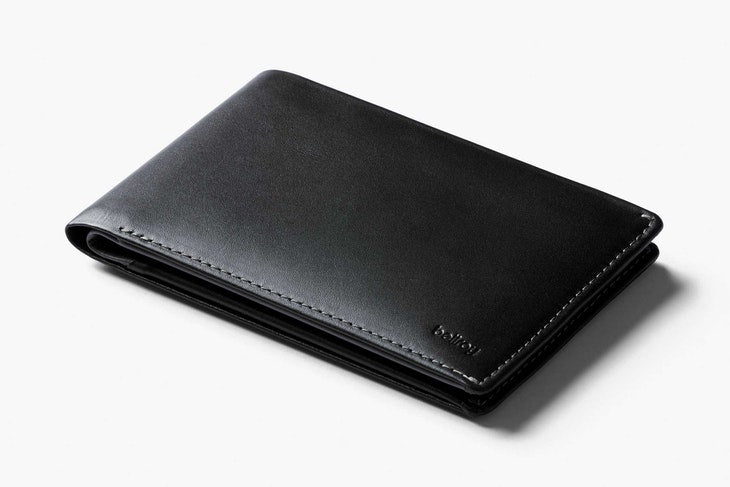 Bellroy Travel Wallet - Black - RFID