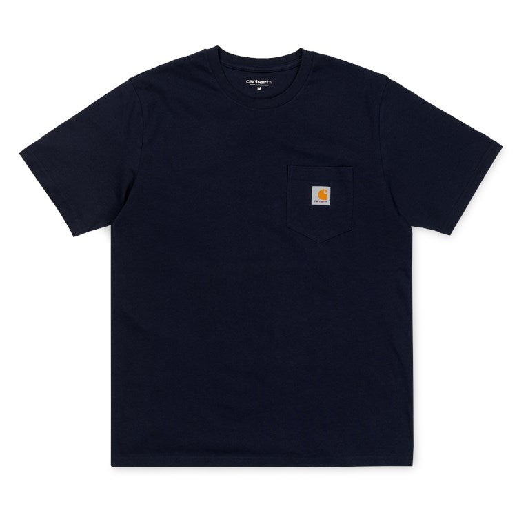 Carhartt Pocket Tee - Dark Navy