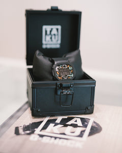 G-Shock Taku Limited Edition Small Box DW5600TA-KU-1DS