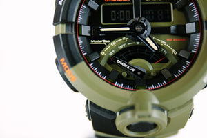 Casio G-Shock Chari & Co GA500K-3A