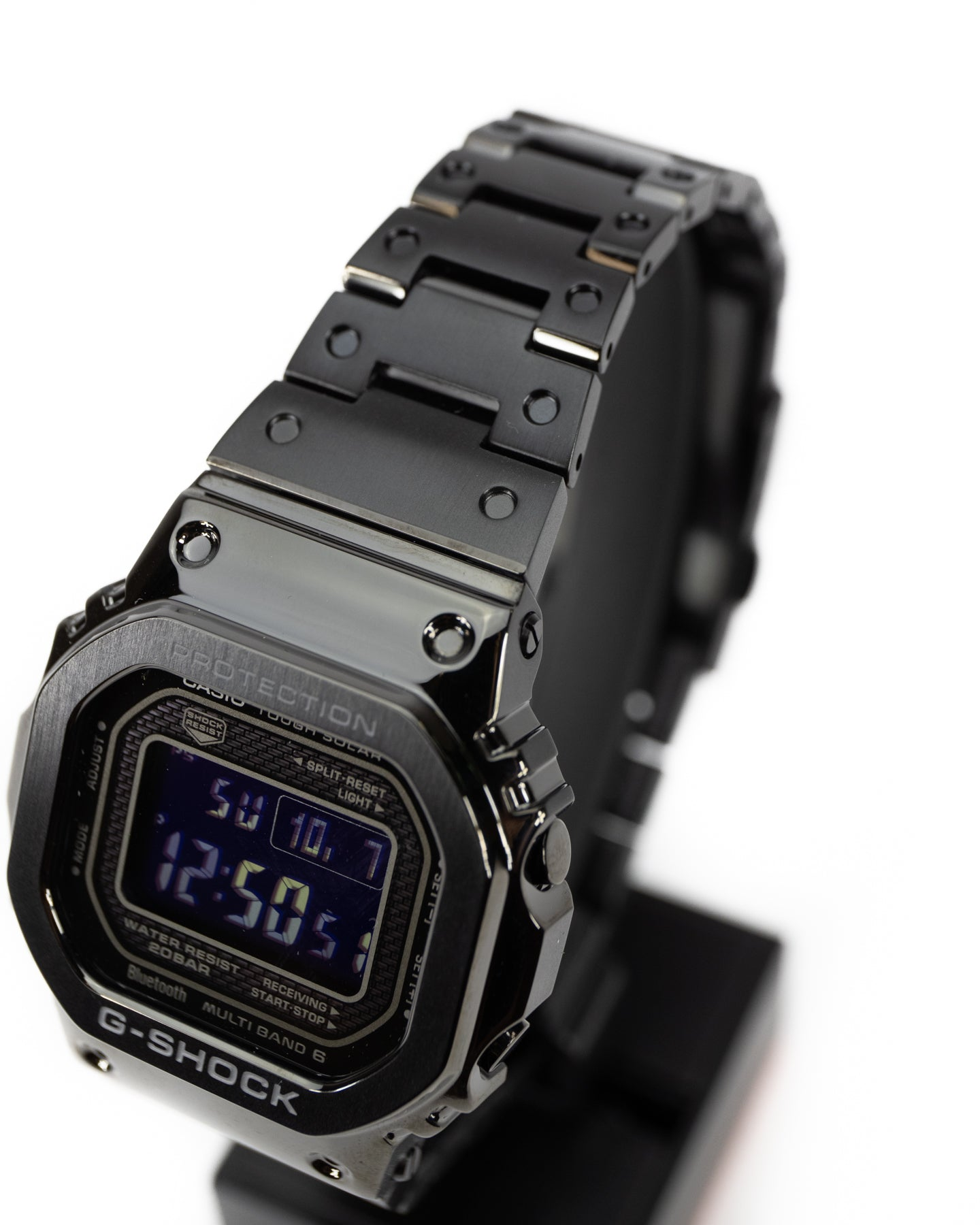 Casio Vintage G Shock Metal LTD Black