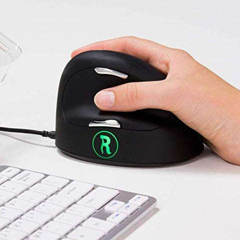 R-Go Ergonomic Break Mouse