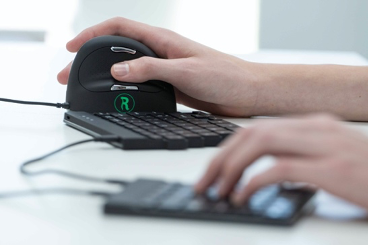 R-Go Tools Premium Ergonomic Mouse and Keyboard Set
