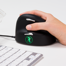 R-Go Ergonomic Mouse - wired Vertical