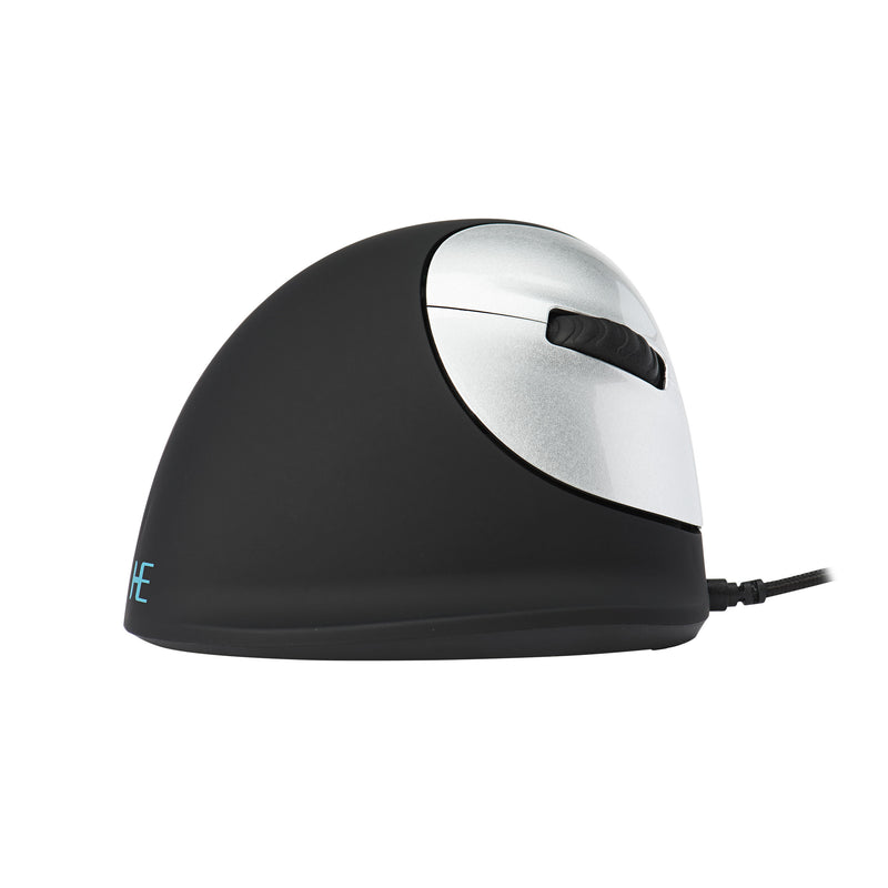 R-Go Tools HE Ergonomic Mouse - Medium/Large, Wired