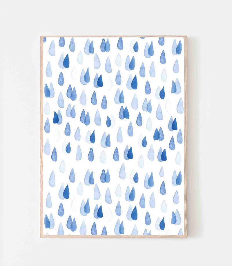 Rainy day Poster