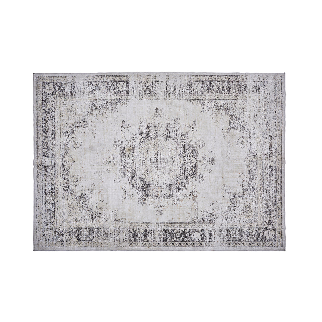 Muted Motive Persian Rug