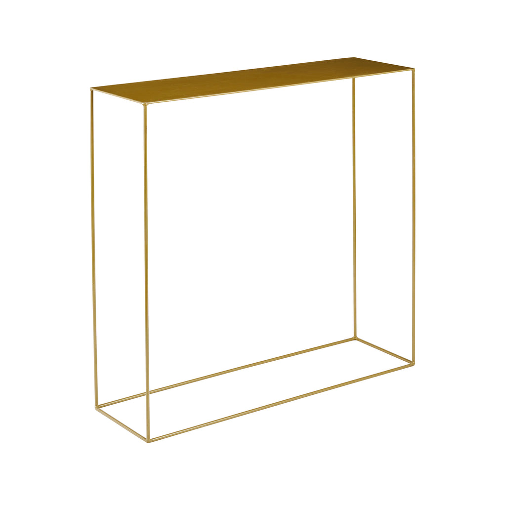 Extra Large Gold Flower Stand