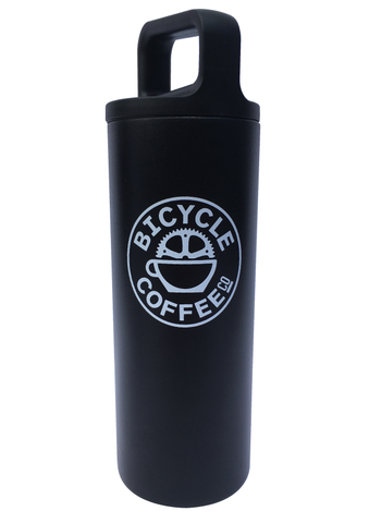 Bicycle Coffee Wide Mouth Bottle 16oz