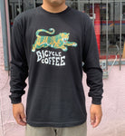 Monstera Tiger LS T-Shirts