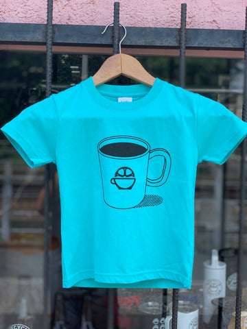 Kids Coffee Cup T-Shirts