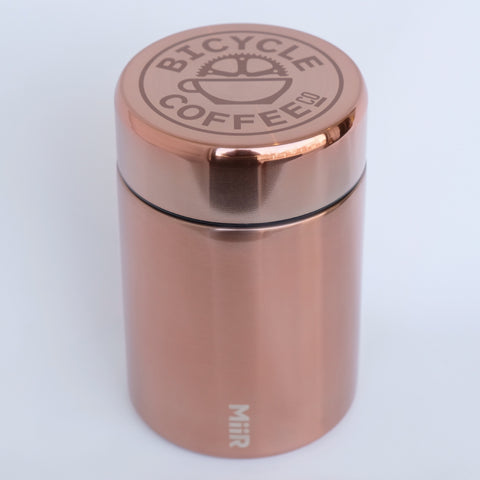 Bicycle Coffee Coffee Canister