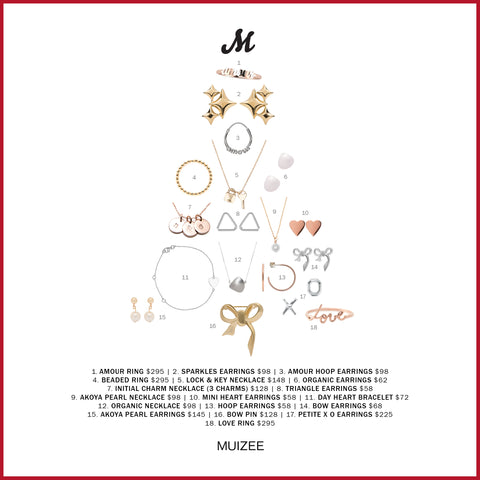 MUIZEE's 2019 HOLIDAY GIFT GUIDE