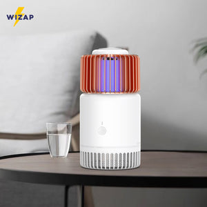 Wizap™ I Cage 360° : Attracts, Aspires & Electrocute