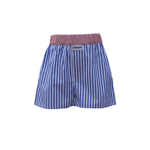 Mini Bradley Boys Boxer Shorts - made in the UK by Chalfin